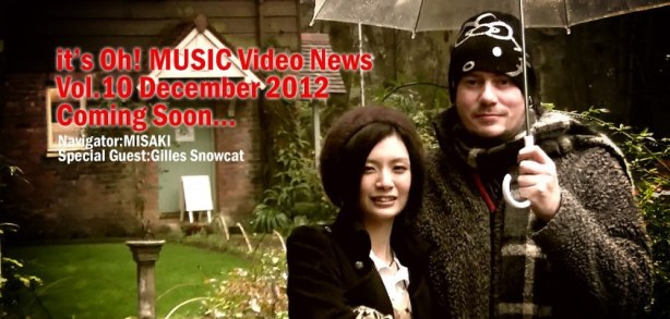 it's Oh! Music video news 12/2012
