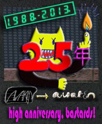 Happy 25th, Awaken