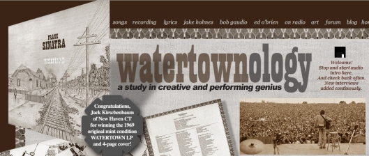Watertonology