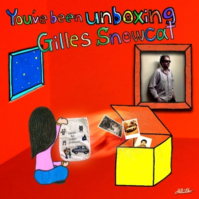 You've Been Unboxing Gilles Snowcat